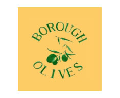 Borough olives logo