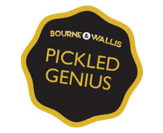 Bourne and wallis logo