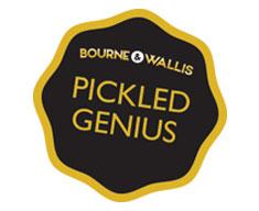 Bourne and wallis logo
