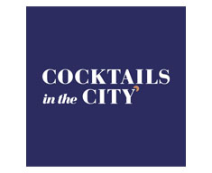 Cocktails in the city logo