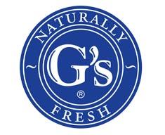 G's fresh logo