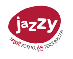 Jazzy potato logo