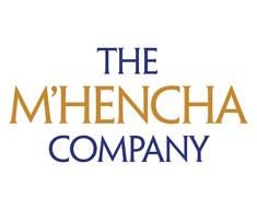 The MHencha Company logo