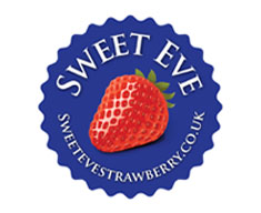 Sweet Eve Strawberry logo
