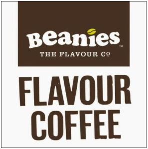 Beanies coffee logo