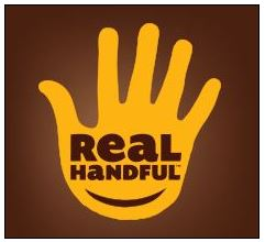 Real hanful logo