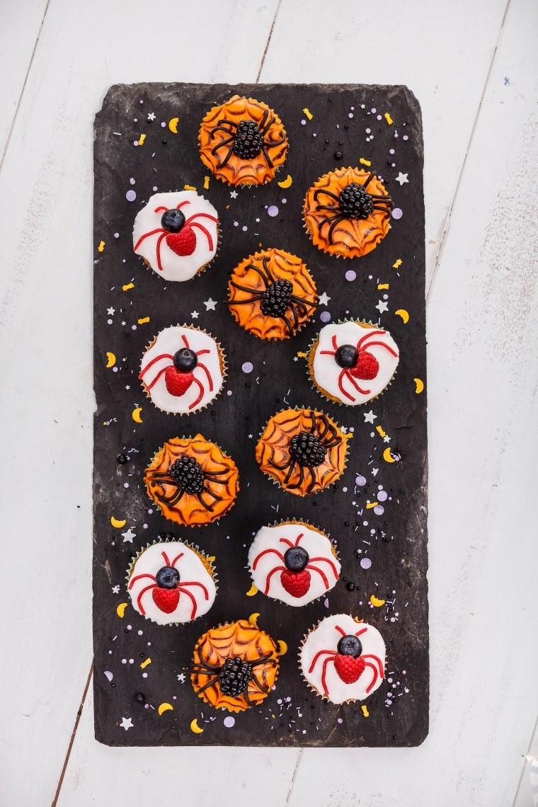 BerryWorld Halloween Berry Cupcakes portrait slate 2
