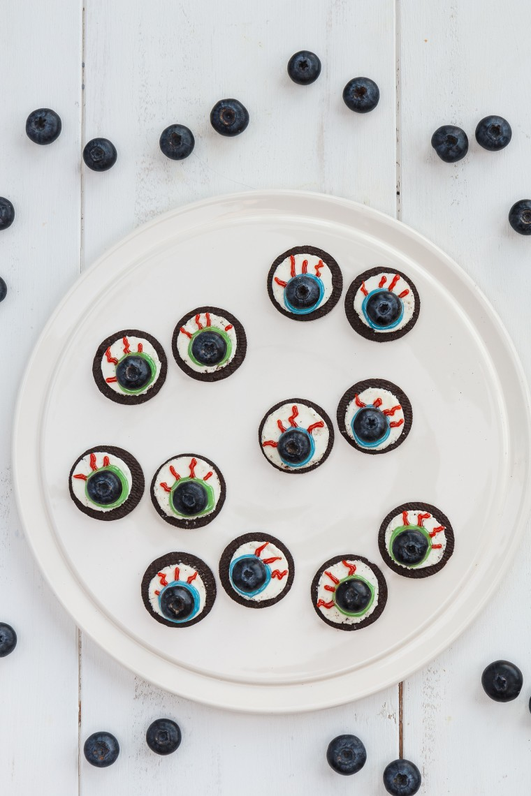BerryWorld Oreo Eyeballs portrait