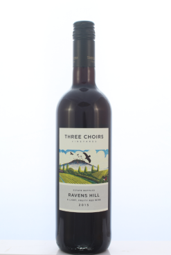 Three choirs Raven Hill Red wine
