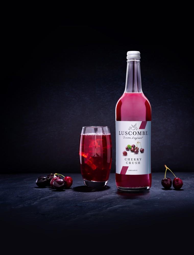 Cherry Crush Glass